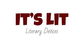 Literary Devices Mini Lesson