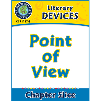 Literary Devices: Point of View Gr. 5-8
