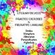 Literary Devices Practice Exercises Google Drive Digital Resource