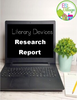 Literary Devices {Research Project}