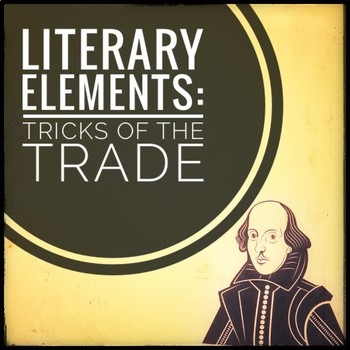 Literary Devices - Secret Tricks of the Trade