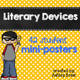 Literary Devices Anchor Charts For Figurative Language