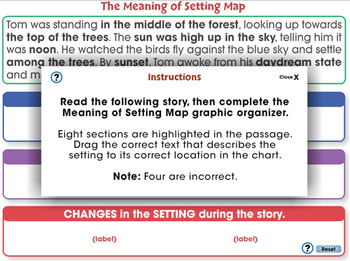 Literary Devices: The Meaning of Setting - MAC Gr. 3-8