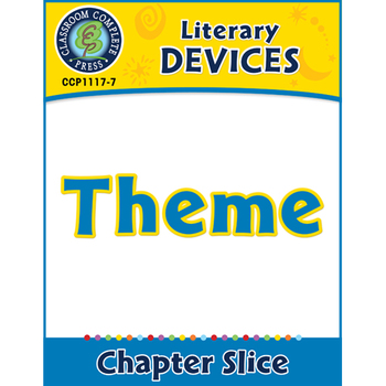 Literary Devices: Theme Gr. 5-8