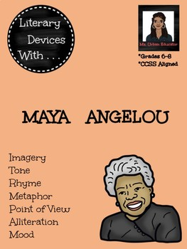 Literary Devices With Maya Angelou