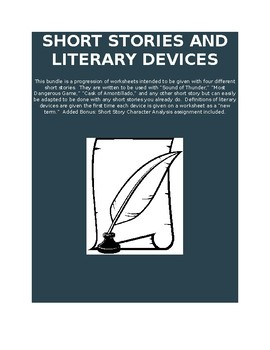 Literary Devices in Short Stories
