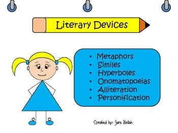 Literary Devices/Figure of speech