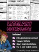 Literary Conflict Handout (Student Reference)