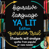 Literary Element - Question Trail - Question Loop - Book R