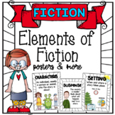 Elements of Fiction - White Border