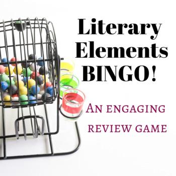 Literary Elements BINGO!