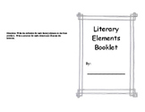 Literary Elements Booklet