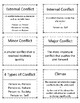 Literary Elements - Conflict Resources