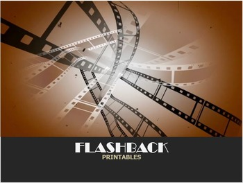 Literary Elements: Flashback Lesson and Activity
