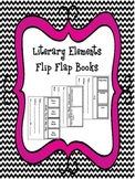 Literary Elements Flip Flap Book Pack