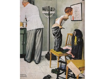 Literary Elements Found in Norman Rockwell Prints