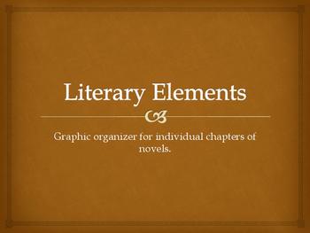 Literary Elements Graphic Organizer