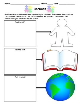 Graphic Organizers for ANY Novel Study or Short Story