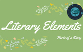 Literary Elements Interactive PowerPoint
