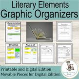 Literary Elements, Literary Elements Graphic Organizers