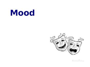 Literary Elements: Mood PowerPoint