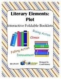 Literary Elements: PLOT Interactive Foldable Booklets