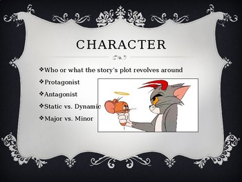 Literary Elements PPT