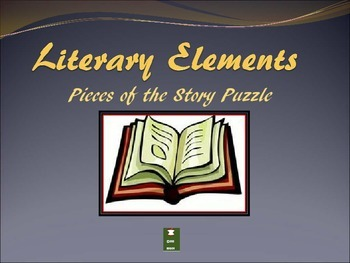 Literary Elements: Pieces of the Story Puzzle