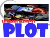 Literary Elements - Plot Powerpoint