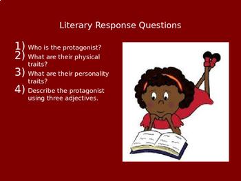 Literary Elements Teach and Reach Bundle