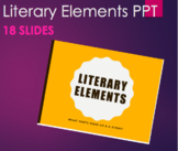 Short Story Elements & Theme -Setting, Conflict, Plot, Cha