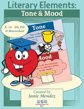 Tone And Mood Passages Teaching Resources Teachers Pay Teachers