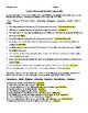 Literary Elements and Figurative Language Quiz