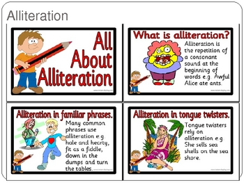 Literary Elements and Terms Powerpoint 31 slides