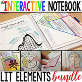 The Interactive Notebook-Literary Elements Collection