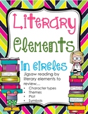 Literary Elements in Circles
