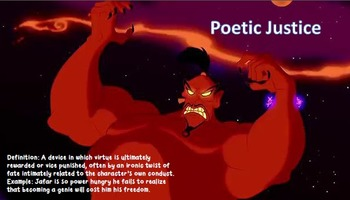Literary Elements in Disney