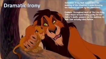 Literary Elements in Disney