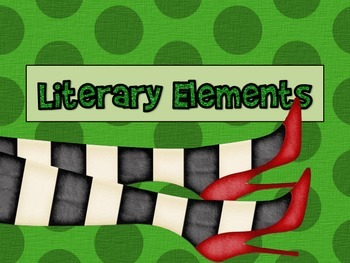 Literary Elements in The Wizard of Oz/ Wicked/ Oz the Great and Powerful
