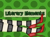 Literary Elements in The Wizard of Oz/ Wicked/ Oz the Grea