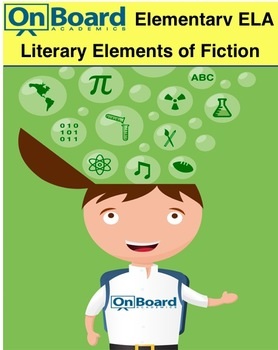 Literary Elements of Fiction-Interactive Lessons