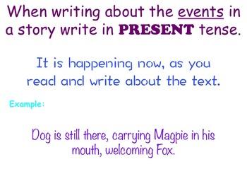 Literary Essay - A TC Aligned Fiction Writing Unit - Bend 2