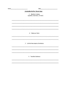 Argument Essay Thesis  What Is An Essay Thesis also English Essays For Kids Literary Essay Graphic Organizer Introduction Business Studies Essays