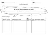 Literary Essay Graphic Organizer for Differentiation