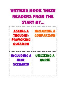 Literary Analysis Sample