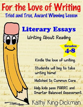Literary Essays: Writing About Reading