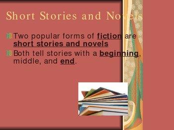 Literary Form Ppt