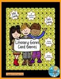 Literary Genre Card Games