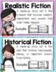 Literary Genre Lesson