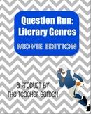 Literary Genre (Movie Edition): Question Run Game